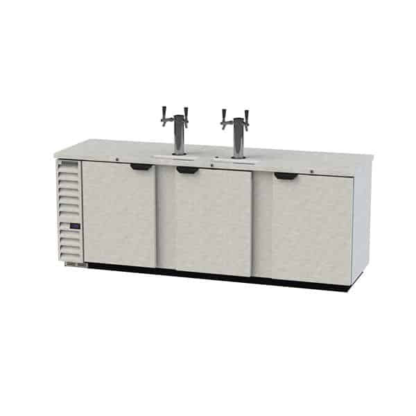 Beverage Air DD94HC-1-S Draft Beer Cooler