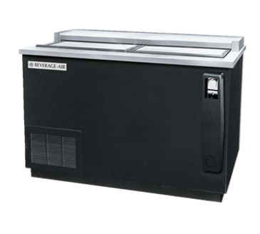 "Beverage Air DW49-B-29 Frosty Brew"" Bottle Cooler"