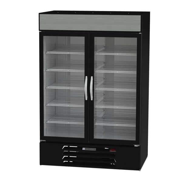 Beverage Air MMF49HC-1-B MarketMax™ Freezer Merchandiser
