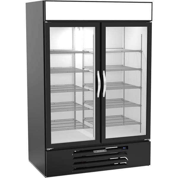 Beverage Air MMR49HC-1-B MarketMax™ Refrigerated Merchandiser