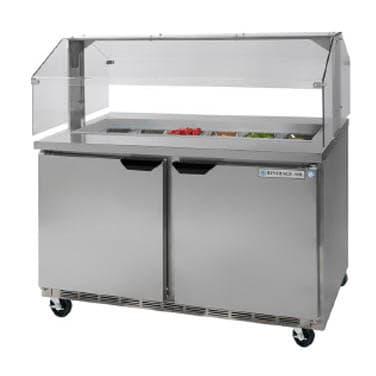 Beverage Air SPE48HC-12-SNZ Elite Series™ Sandwich Top Refrigerated Counter