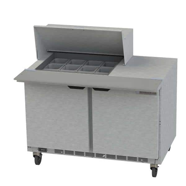 Beverage Air SPE48HC-12M Elite Series™ Mega Top Refrigerated Counter
