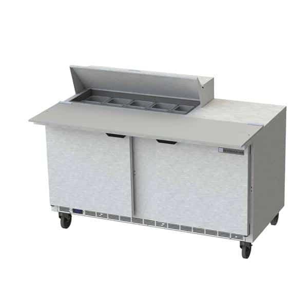 Beverage Air SPE60HC-10C Elite Series™ Sandwich Top Refrigerated Counter