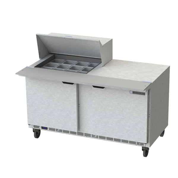 Beverage Air SPE60HC-12M Elite Series™ Mega Top Refrigerated Counter