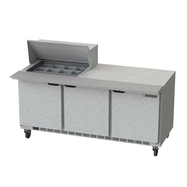 Beverage Air SPE72HC-12M Elite Series™ Mega Top Refrigerated Counter