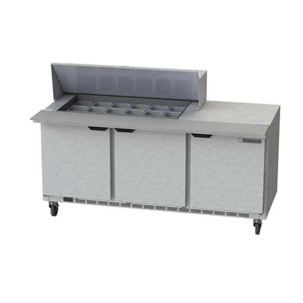 Beverage Air SPE72HC-18M Elite Series™ Mega Top Refrigerated Counter