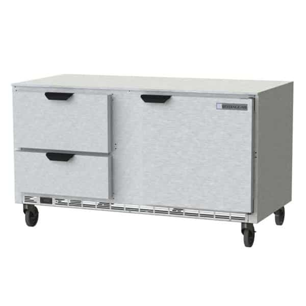 Beverage Air UCFD60AHC-2 Undercounter Freezer