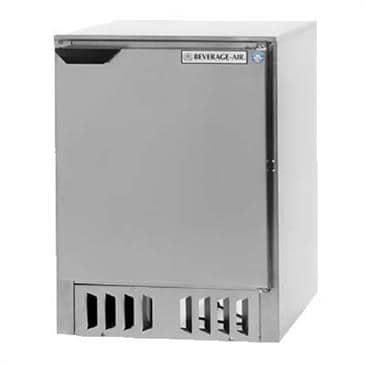 Beverage Air WTR24AHC-FB Worktop Refrigerator