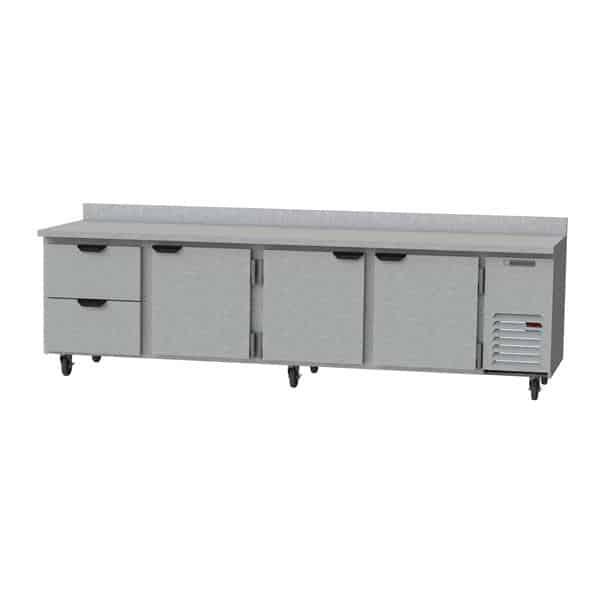 Beverage Air WTRD119AHC-2 Worktop Refrigerator