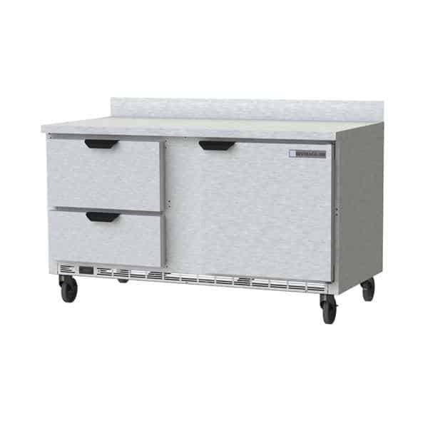 Beverage Air WTRD60AHC-2 Worktop Refrigerator