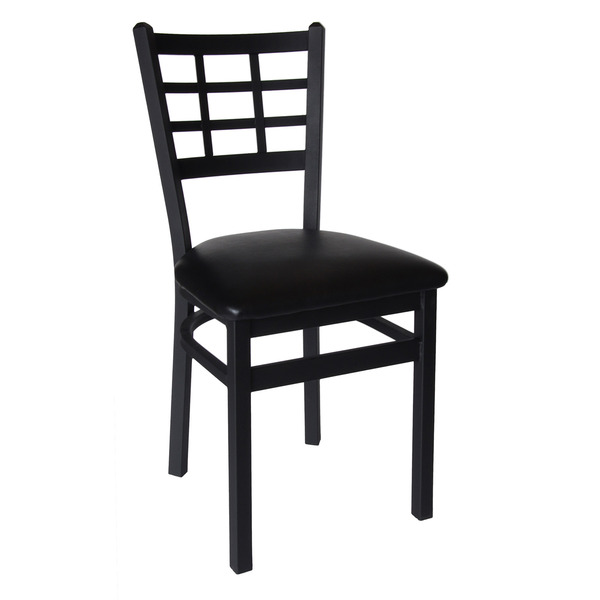 BFM Seating 2163C-SB GR4 Marietta Side Chair