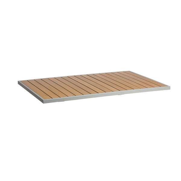 BFM Seating PH3248TKSVU Longport Table Top