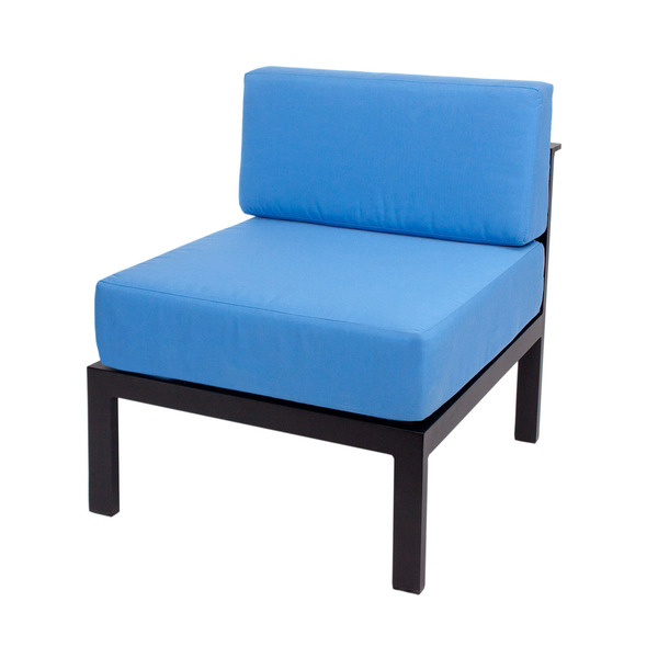 BFM Seating PH6101BL-M Belmar Middle Sofa Section