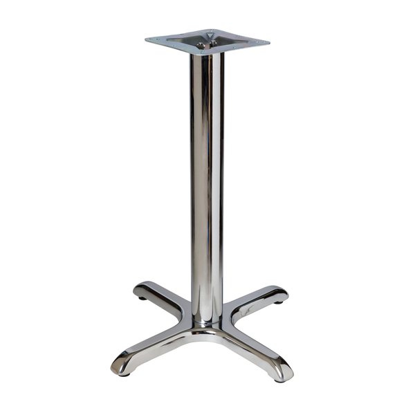 BFM Seating STB-22224CHTBP Table Base