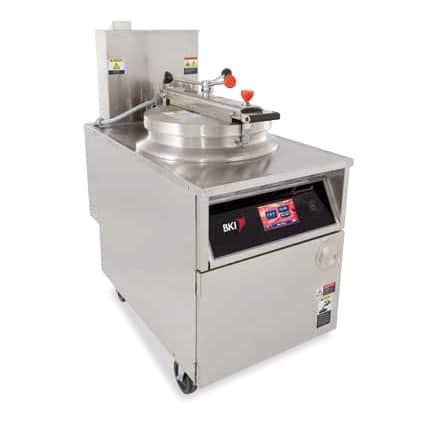 BKI FKG-TC Pressure Fryer