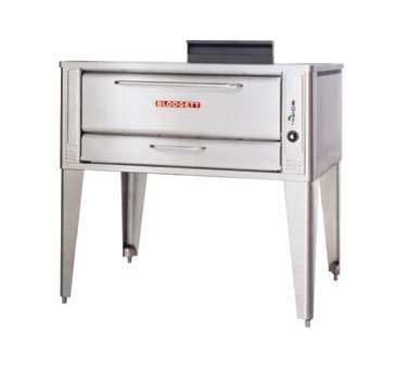 Blodgett 1048 DOUBLE Pizza Oven