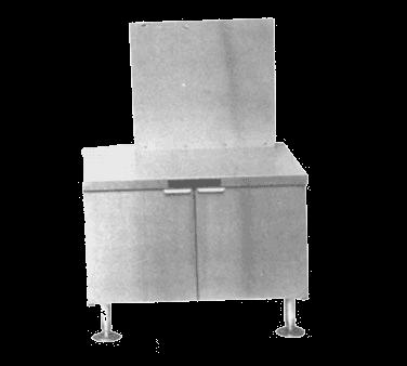 Blodgett Steam CB36-250G Boiler Base Cabinet
