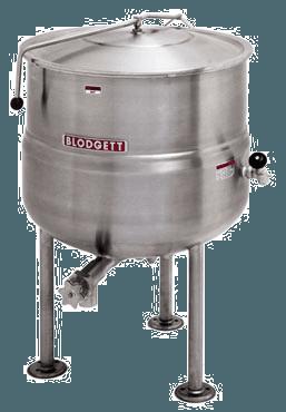 Blodgett Steam KLS-100DS Stationary Kettle
