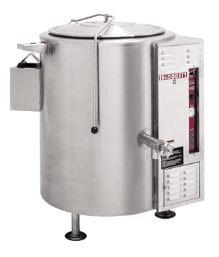 Blodgett Steam KLS-100G Stationary Kettle