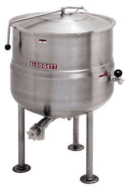 Blodgett Steam KLS-20DS Stationary Kettle