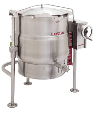 Blodgett Steam KLT-40E Tilting Kettle