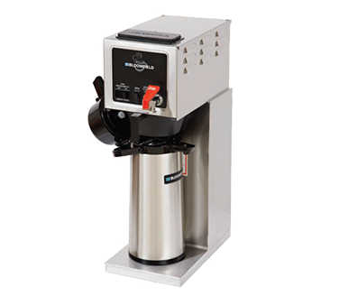 Bloomfield Ind. 8773AF-120V Integrity Airpot Brewer