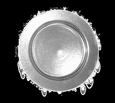 Bon Chef 1042PWHT Contemporary Salad Plate