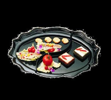 Bon Chef 2030DCARM Queen Anne Divided Platter