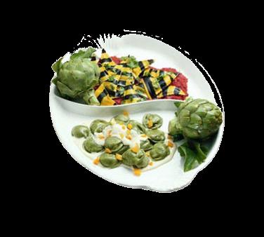 Bon Chef 2074DRED Divided Platter