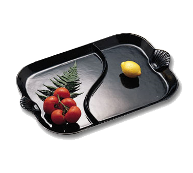 Bon Chef 2095DIVYSPKL Divided Platter