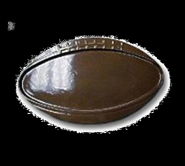 Bon Chef 2501TEAL Football Platter