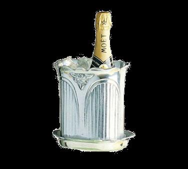 Bon Chef 4027FGLDREVISION Victorian Wine Cooler