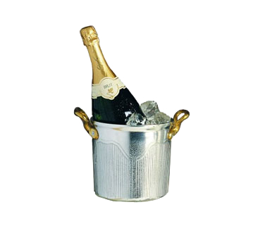 Bon Chef 4036TEAL Champagne/Ice Bucket