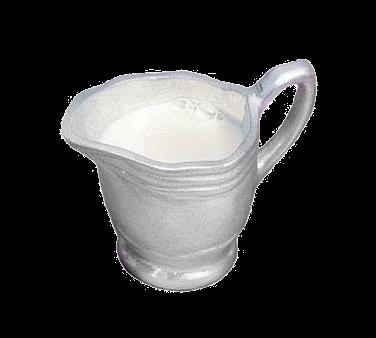 Bon Chef 4044PLUM Queen Anne Creamer
