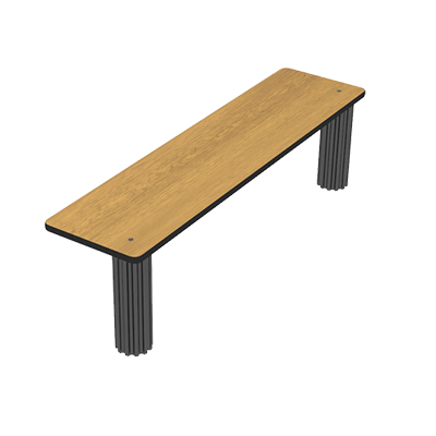 Bon Chef 50211LVCHERRY Flex Table Top Shelf