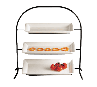 Bon Chef 7002RED Display Stand