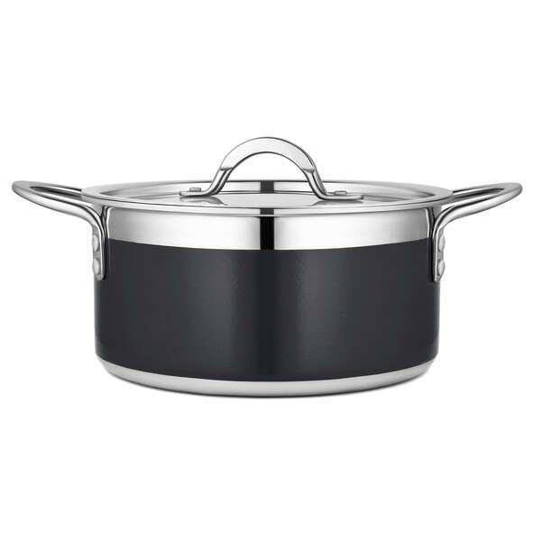 Bon Chef 71301-CF2-B Country French X Pot  3 qt. 9 oz.
