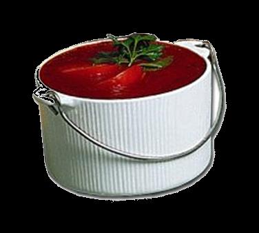 Bon Chef 9145CGRN Pot with Bail Handle