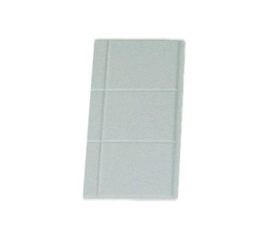 Bon Chef 96001/4CGRN Tile Tray