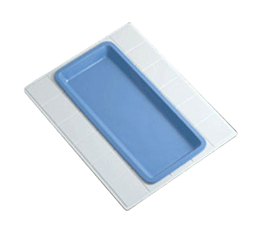 Bon Chef 9605H5101CHESTNUT Tile Tray