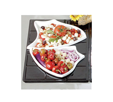 Bon Chef 9664SMOKEGRA Futura Single Tile