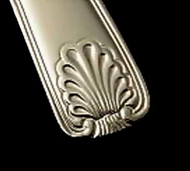 Bon Chef S2001 Shell Bouillon Spoon
