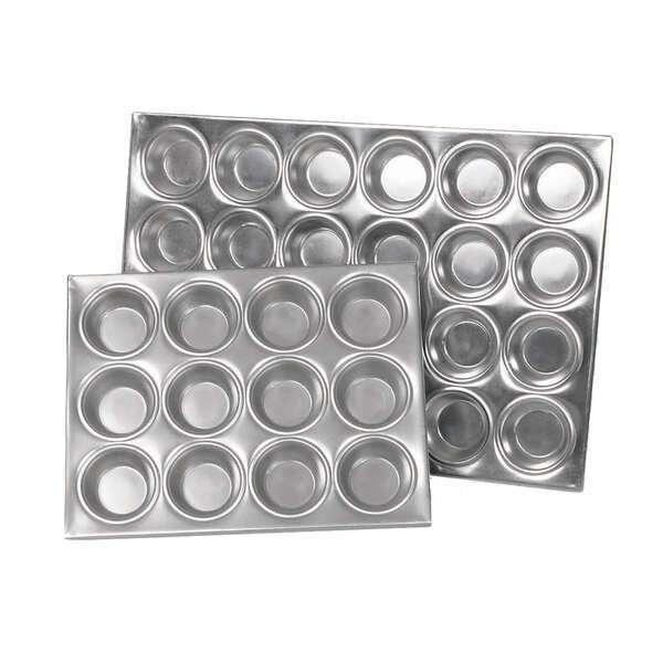 Browne USA Foodservice 5811612 Muffin/Cup Cake Pan