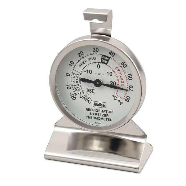 Browne USA Foodservice RT84016 Refrigerator/Freezer Thermometer