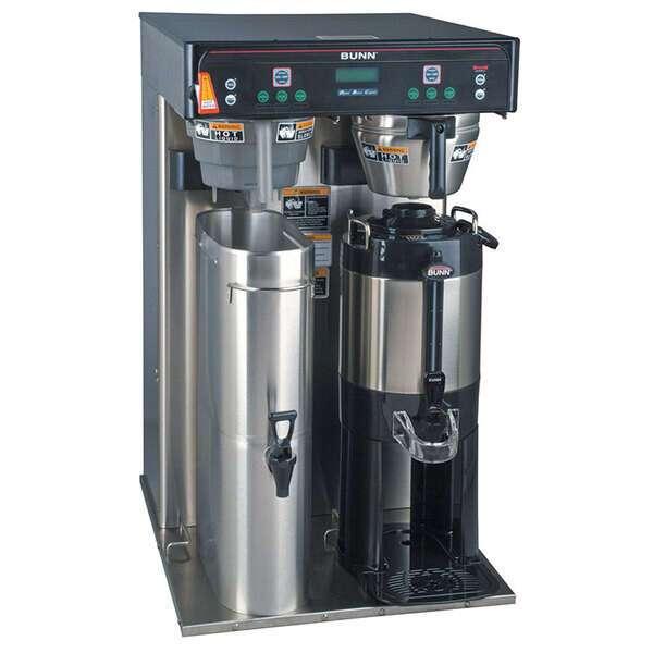 BUNN 43100.0000 43100.0000  Infusion Series® Twin Tea/Coffee