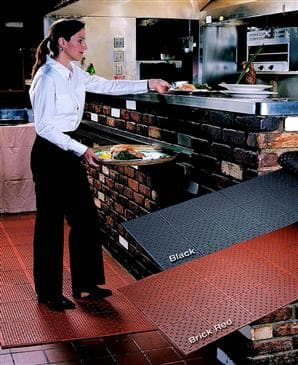 Cactus Mat Mat 1640R-R364 Revers-a-Mat Safety Runner