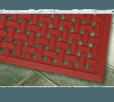 Cactus Mat Mat 2540-R10 VIP Guardian Rubber Mat