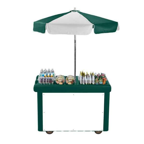 Cambro CVC55519 Camcruiser® Vending Cart