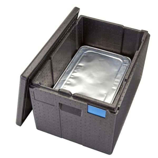 Cambro EPP180XLTSW110 Cam GoBox® Insulated Food Pan Carrier