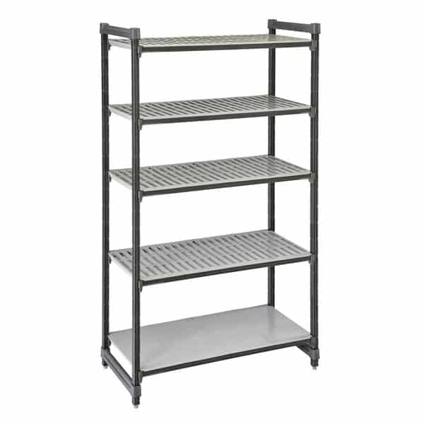 Cambro ESU245484VS5580 Camshelving® Elements Starter Unit